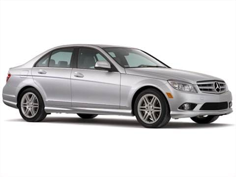 2009 mercedes benz c class pricing ratings reviews kelley blue book. Black Bedroom Furniture Sets. Home Design Ideas