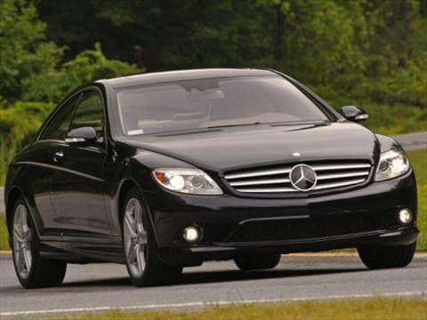2009 Mercedes-Benz CL-Class CL550 4MATIC Coupe 2D  photo