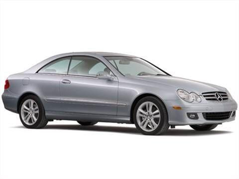 2009 Mercedes Benz Clk Cl