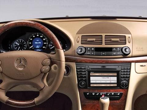 2009 Mercedes Benz E Class Pricing Ratings Amp Reviews Kelley Blue Book
