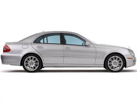2009 Mercedes-Benz E-Class E350 4MATIC Sedan 4D  photo