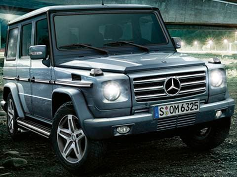 2009 mercedes benz g class pricing ratings reviews for 2009 mercedes benz g class