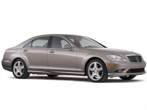 2009 Mercedes-Benz S-Class S550 Sedan 4D  photo