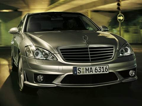2009 Mercedes-Benz S-Class S63 AMG Sedan 4D  photo