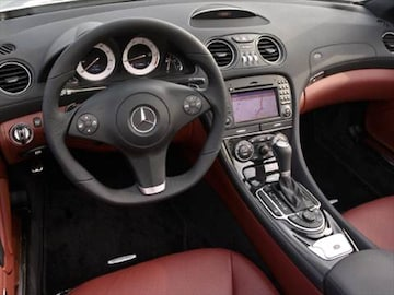2009 Mercedes-Benz SL-Class | Pricing, Ratings & Reviews | Kelley ...