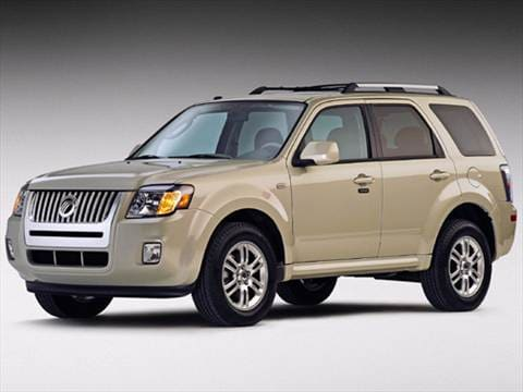 2009 Mercury Mariner | Pricing, Ratings & Reviews | Kelley ...