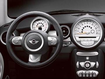 2009 Mini Hardtop Interior