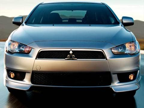 2009 Mitsubishi Lancer Es Sedan 4d Pictures And Videos Kelley Blue Book