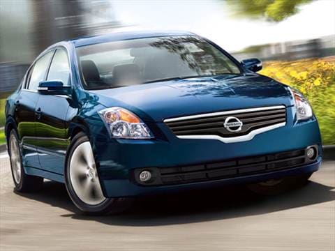 2009 Nissan Altima 2.5 Sedan 4D  photo