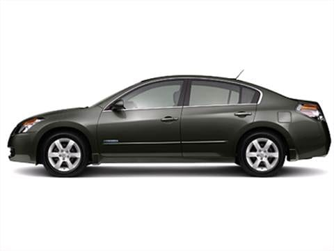 2009 Nissan Altima Pricing Ratings Reviews Kelley Blue Book