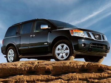 2009 nissan armada pricing ratings reviews kelley. Black Bedroom Furniture Sets. Home Design Ideas