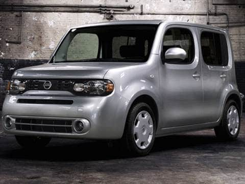 2009 Nissan cube Wagon 4D  photo