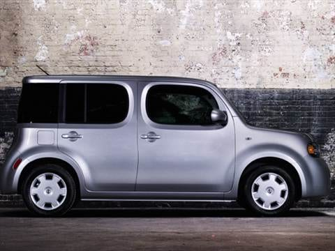2009 Nissan Cube Pricing Ratings Reviews Kelley Blue Book