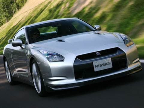 2009 Nissan GT-R Coupe 2D  photo