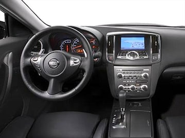 2009 nissan maxima interior dimensions for Nissan altima interior dimensions