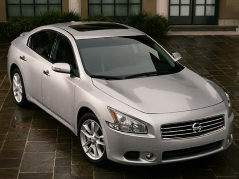 2009 Nissan Maxima Pricing Ratings Amp Reviews Kelley Blue Book