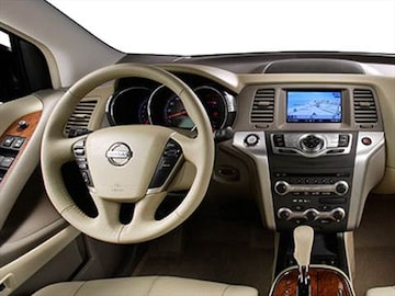2009 Nissan Murano Pricing Ratings Amp Reviews Kelley