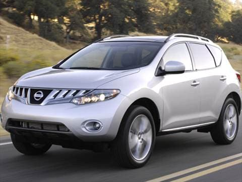 2009 Nissan Murano SL Sport Utility 4D  photo