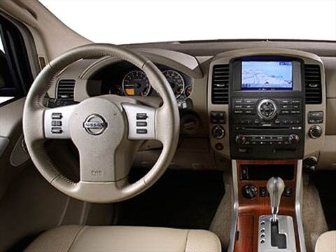 2009 Nissan Pathfinder SE Sport Utility 4D Pictures and ...