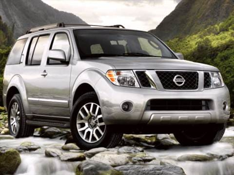 2009 Nissan Pathfinder SE Sport Utility 4D  photo