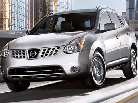 2009 Nissan Rogue S Sport Utility 4D  photo