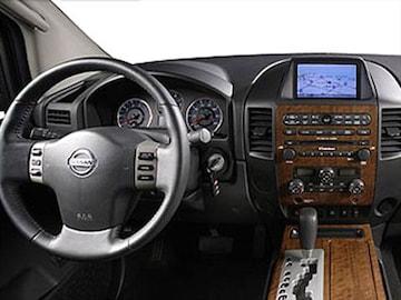 Nissan Armada Mpg >> 2009 Nissan Titan Crew Cab | Pricing, Ratings & Reviews ...