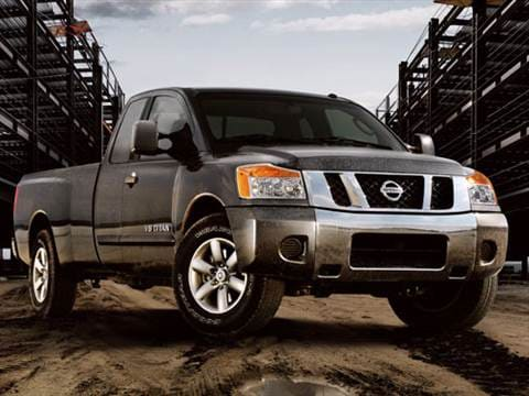 2009 Nissan Titan King Cab XE Pickup 4D 6 1/2 ft  photo