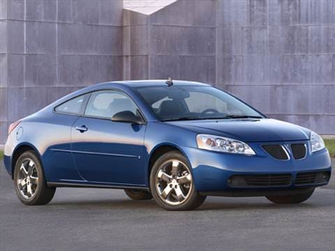 2009 Pontiac G6 GT Coupe 2D  photo