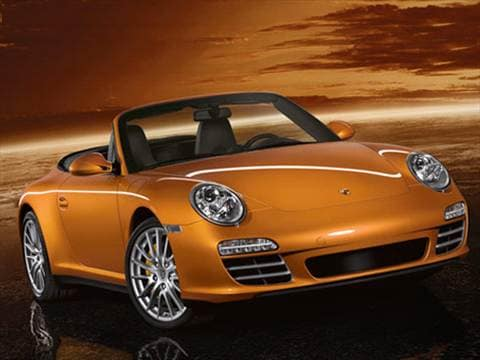 2009 Porsche 911 Carrera 4 Cabriolet 2D  photo
