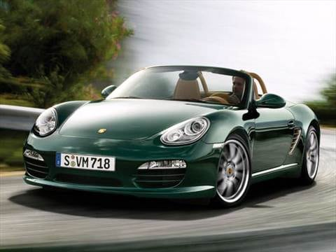 2009 porsche boxster pricing ratings reviews kelley blue book. Black Bedroom Furniture Sets. Home Design Ideas