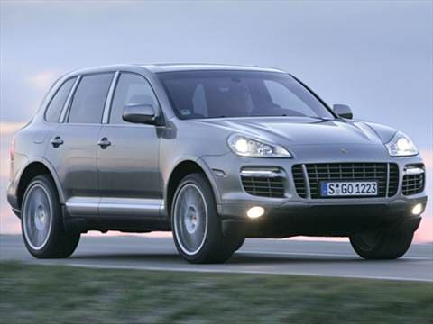 2009 Porsche Cayenne Turbo S Sport Utility 4D  photo