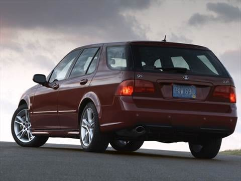 2009 Saab 9-5 2.3T SportCombi Wagon 4D  photo