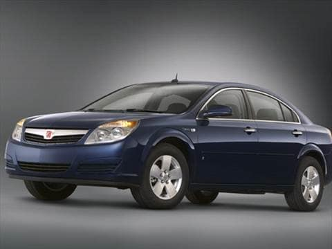 2009 Saturn Aura | Pricing, Ratings & Reviews | Kelley ...