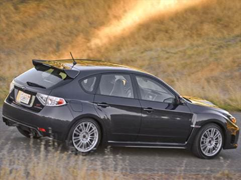 2009 Subaru Impreza WRX STI Sport Wagon 4D  photo