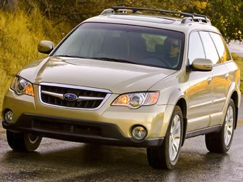 2009 Subaru Outback 2.5i Wagon 4D  photo