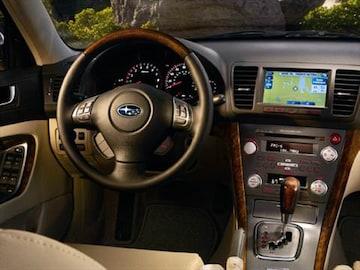 2009 subaru legacy wagon mileage