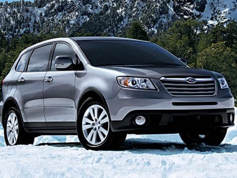 2009 Subaru Tribeca Pricing Ratings Amp Reviews Kelley