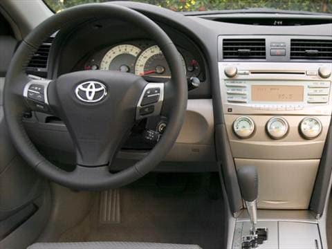 2009 Toyota Camry Exterior 2009 Toyota Camry Interior