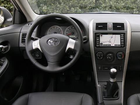 2009 Toyota Corolla S Sedan 4D Pictures and Videos ...
