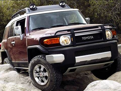 Beautiful 2009 Toyota Fj Cruiser