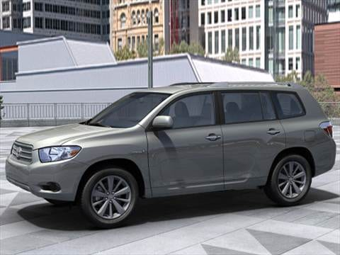 2009 Toyota Highlander Pricing Ratings Amp Reviews