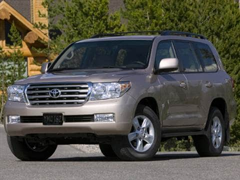 Captivating 2009 Toyota Land Cruiser