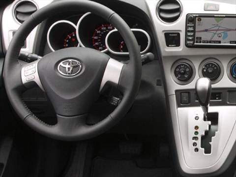 2009 toyota matrix Interior