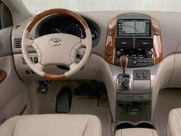 2009 Toyota Sienna Exterior Interior