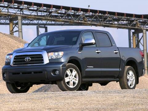 2009 Toyota Tundra CrewMax Pickup 4D 5 1/2 ft  photo