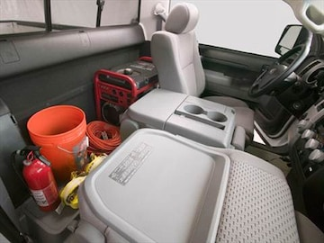 2009 toyota tundra regular cab Interior