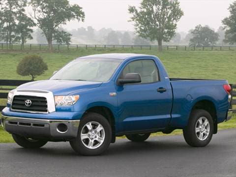 2009 Toyota Tundra Regular Cab Pickup 2D 6 1/2 ft  photo