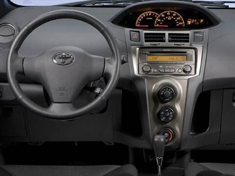 Amazing 2009 Toyota Yaris Exterior 2009 Toyota Yaris Interior