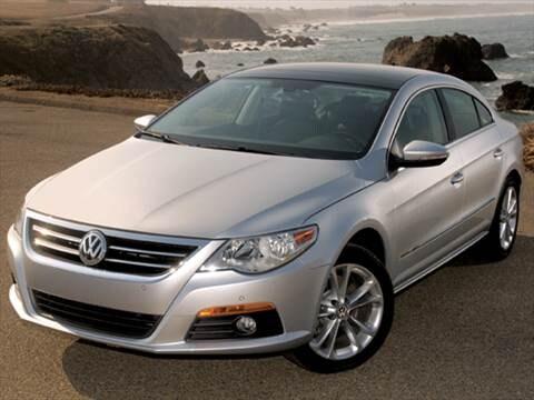 2009 Volkswagen Cc Pricing Ratings Reviews Kelley Blue Book