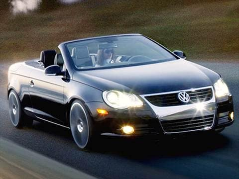 2009 Volkswagen Eos Komfort Convertible 2D  photo